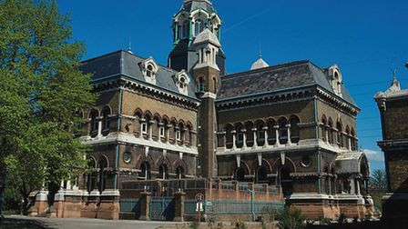 Abbey Mills Pumping Station, Stratford