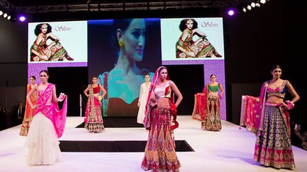 The Asian wedding fashion show comes to ExCeL this weekend