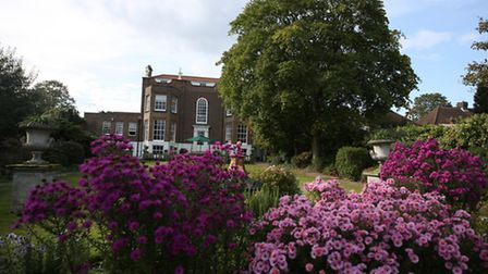 Hurst House, a stately mansion in Woodford Green which is celebrating its 300th anniversary this yea