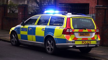 The day-to-day activties of a Havering police unit. A police car outside a house that was believed