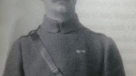 David Samuel Jillings, who was in the Royal Flying Corps