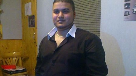 Mohammed Yasser Afzal, who was killed in Stratford