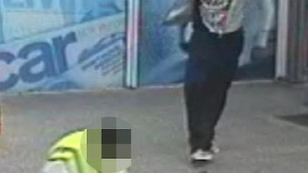 Do you recognise this man? Police are searching for this man after the attack on London Bridge (Pict