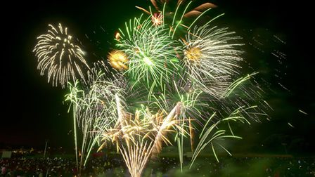 Guy Fawkes Night goes off with a bang. Pictures: Andrew Baker and Paul Boylin