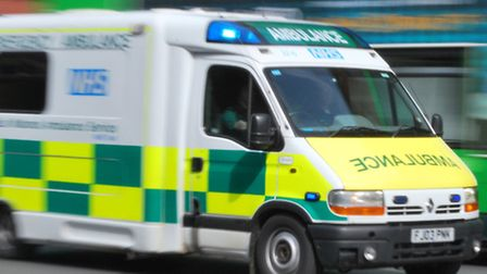 Ambulances in the borough missed their target of getting to emergencies within eight minutes 41 per
