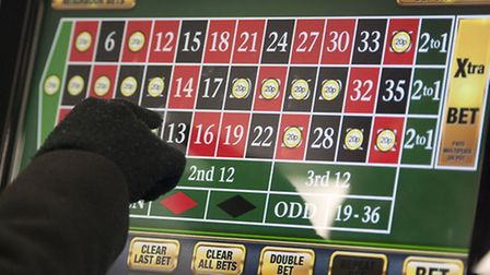 Max �2 bets on fixed odds betting terminals are one step closer. Picture: Press Association