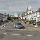 Scene of the incident: Richmond Road junction with Albert Road (Picture: Google Street View)
