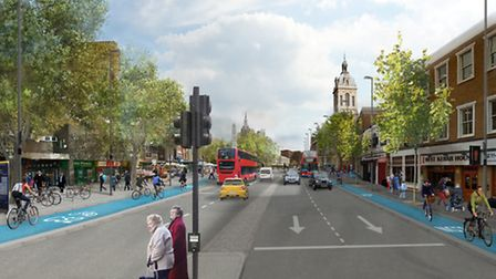 Stratford gyratory could become two way