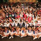 Deborah Day Theatre School held a song and dance show to raise money for the Toy Appeal (photo: Arna