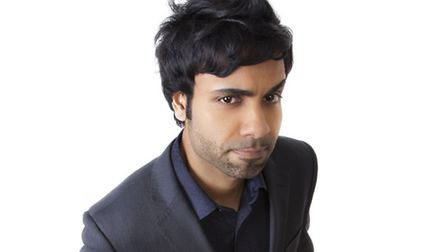 Comedian Paul Chowdhry will host the comedy extravaganza at the Stratford Circus on Saturday night