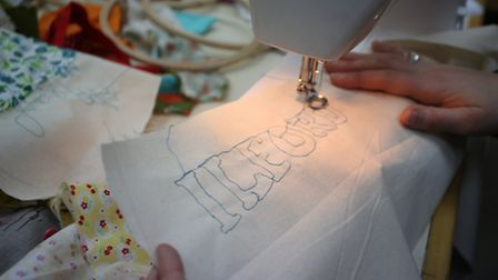 The sewing event at Regent Home of Sewing