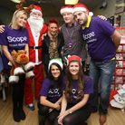 BT Team took over the Scope store in Barkingside High-Street for the day to help raise some money fo