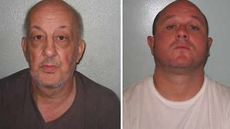 Leonard Abercrombie, 59 (left), and Brian Iwanicki, 38 (right). Picture: National Crime Agency