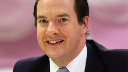 Chancellor George Osborne. [Picture: Oli Scarff/Getty Images]
