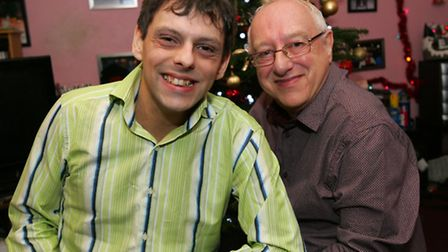 Tom Bush, 70, and his son Stewart, 31, are starring in a line dancing programme on Sky TV