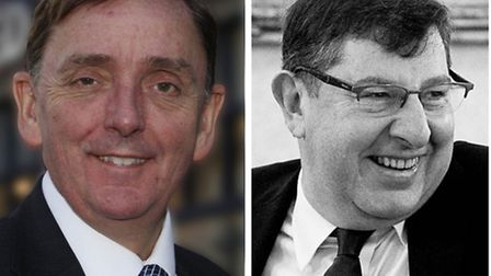 £2 Fixed Odds limit... FOR: Sir Robin Wales [left], AGAINST: Paul Darling, QC