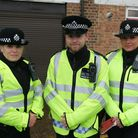 Special enforcement day in Ilford.