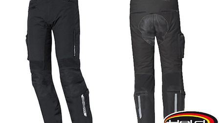 Winter trousers from HELD promise to keep you warm through the winter, the trousers feature reflecti