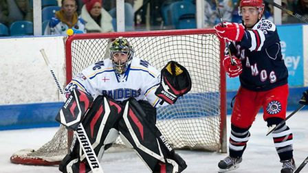London Raiders goalie Michael Gray has been ruled out for the rest of the season due to injury (pic: