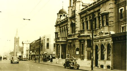High Road, in 1952