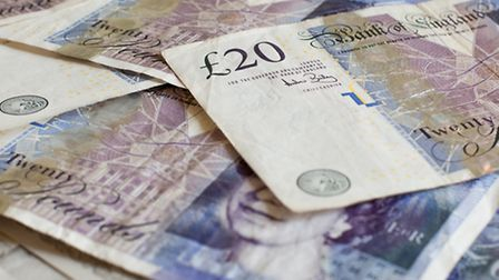Cash was found in his car by Havering Police