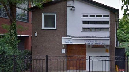Romford and District Synagogue. Picture: Google Maps