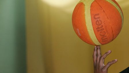Pupils are battling it out on the basketball courts of Havering