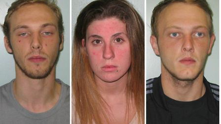 (L-R) Scott Stokes, Anne-Marie Madden and Jason Stokes (pictures: Met Police)