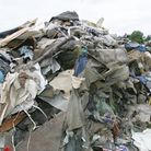 100 tonnes of rubbish was illegally dumped on a Upminster farm last year