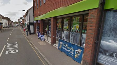Budgens in High Street, Ingatestone. Picture: Google Street View