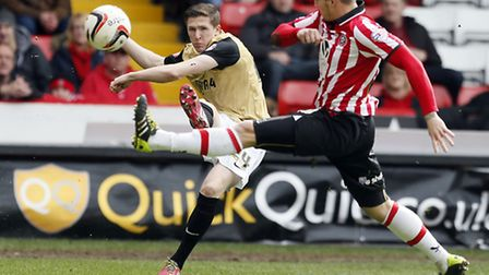 John Lundstram has rejoined Leyton Orient on loan. Pic: Simon O'Connor