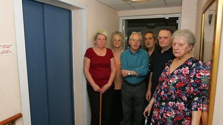 Residents at Brook Lodge in Romford, have said that the lift in the building has been broken for s