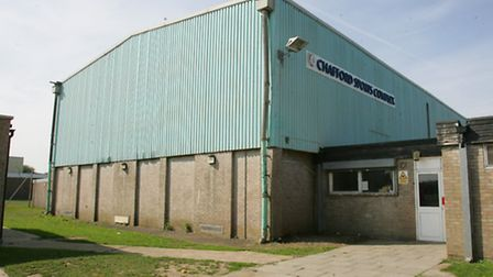 Chafford sports centre in Rainham