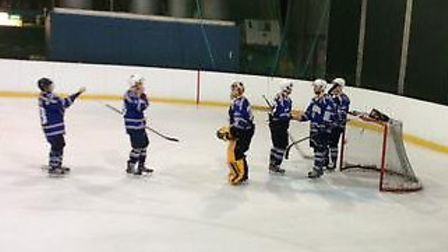 London Raiders earned a point at Oxford (pic London Raiders)