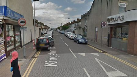 Kingston Road, Ilford. Picture: Google Street View