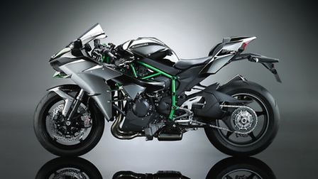 Kawasaki's new supercharged H2