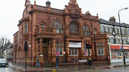 The former Manor Park Library, in Romford Road, is set to become an arts centre