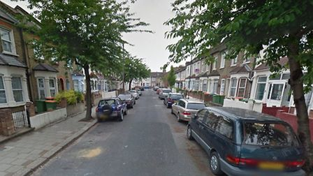 Kayum's home in Stock Street, Plaistow, was raided. Picture: Google Street View
