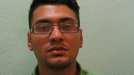 Saeed Fatemi from Stratford has been jailed for raping a Polish tourist