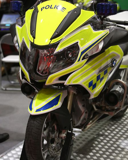 MCN motorbike show at Excel in Newham