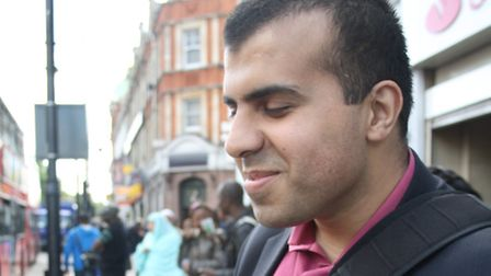 Mohammed Mohsan Ali, trustee at Transport for All