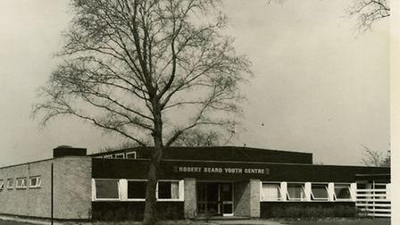 The Robert Beard Centre in the 1970s.