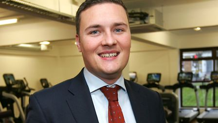 Cllr Wes Streeting, cabinet member for health and wellbeing