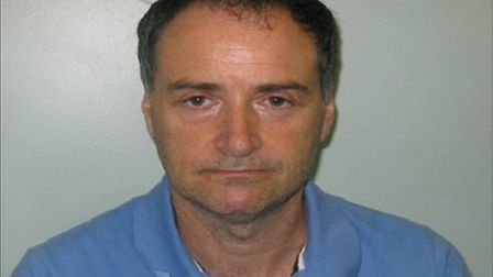 David Perry, 52. Picture: Metropolitan Police