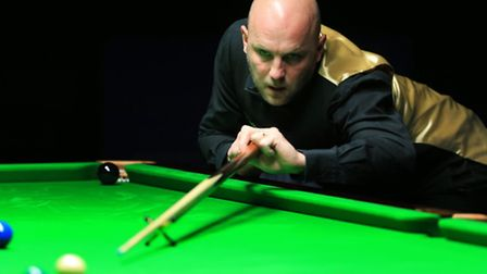 Romford's Mark King went out of the German Masters in the second round (Nick Potts/PA)
