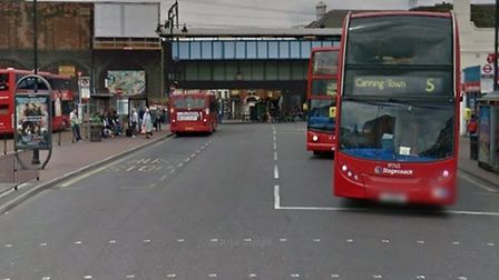 Romford bus station. Picture: Google Maps