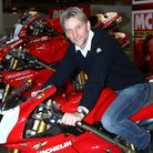 Carl Fogarty to open London Motorcycle Show