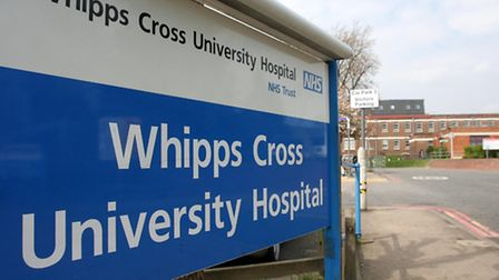 Whipps Cross University Hospital in Leytonstone has been put into special measures