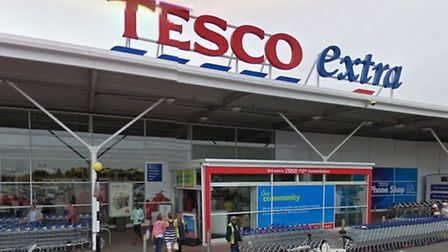 The IPCC are appealing for witnesses to the incident at Gallows Corner Tesco. Picture: Google Maps