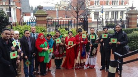 Residents in Newham celebrate Bangladesh Independence Day